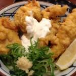 丸亀製麺の「タル鶏天ぶっかけ」食べました!その感想とトリドールの直近業績
