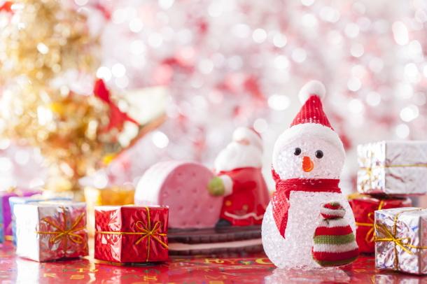 12月のプレゼント