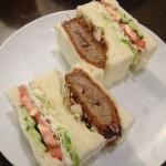 「さえら」札幌の有名なサンドイッチ屋さん